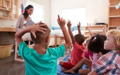 O papel da escola na educação da saúde bucal infantil