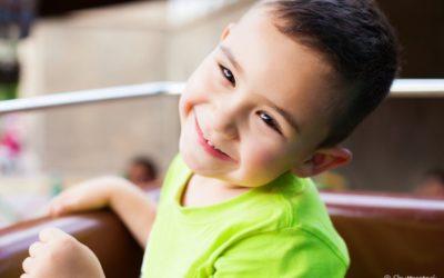 Herpes labial na infância pode resultar de um sistema imunológico enfraquecido