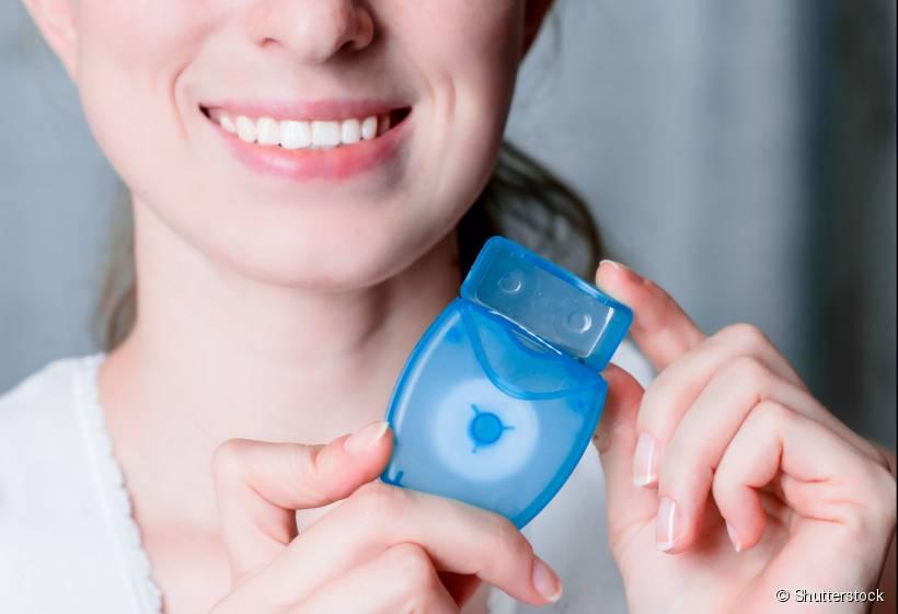 ca1ea520a Fio dental  conheça os tipos e suas utilidades