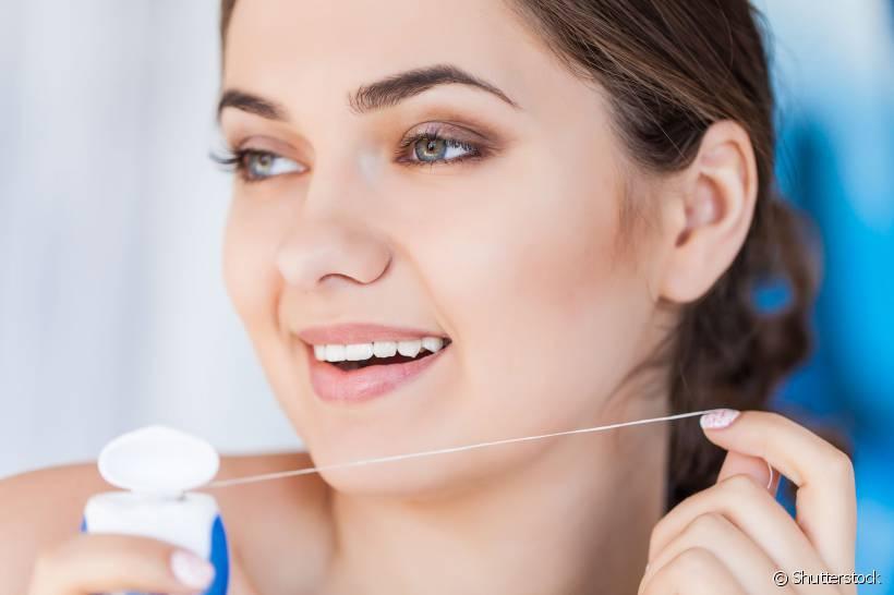 ed7c4899c Preciso usar fio dental todos os dias  Qual é a função dele na higiene bucal