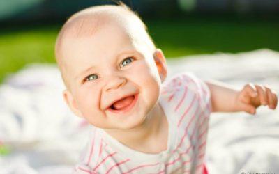 Dentes de leite: quando nascem e quando caem