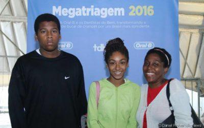 No Megatriagem, jovens aprendem a importância da saúde bucal para o ingresso no mercado de trabalho