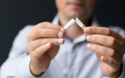 Tentando parar de fumar? Especialista sugere duas formas de fazer isso